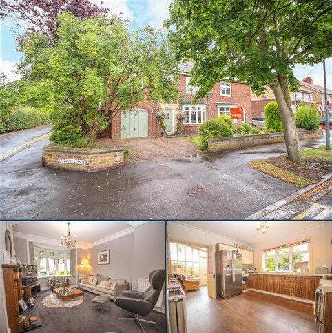 4 bedroom semi-detached house for sale - Eardulph Avenue, Chester Le Street