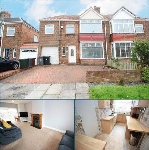 3 bedroom house for sale - Marina Drive, Whitley Bay