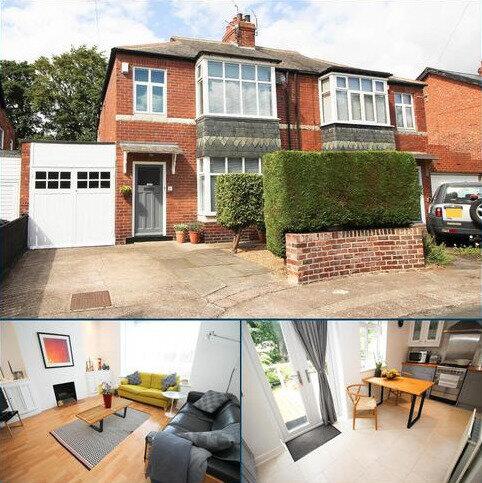 3 bedroom semi-detached house for sale - Glebe Avenue, Newcastle Upon Tyne