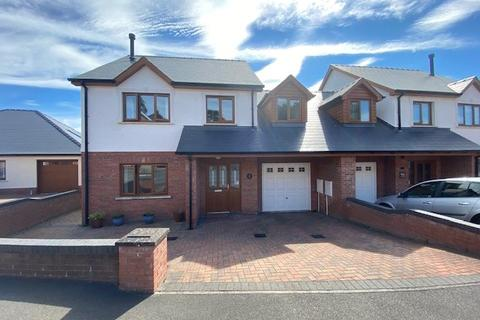 3 bedroom detached house for sale - 74 Maesydderwen, Cardigan, SA43