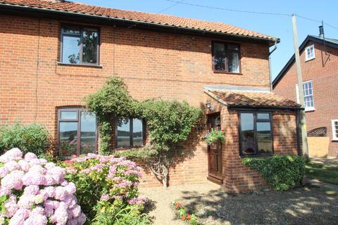 3 bedroom end of terrace house for sale - Hemley Hall Cottages, Hemley, Woodbridge, IP12