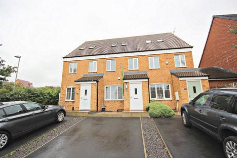 3 bedroom townhouse for sale - Maddison Gardens, Birtley, Chester Le Street