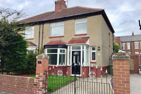 3 bedroom semi-detached house for sale - Greta Gardens, South Shields