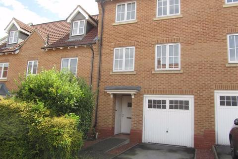 4 bedroom townhouse to rent - Juniper Chase, HU17