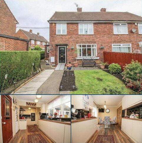 3 bedroom semi-detached house for sale - Braebridge Place, Newcastle Upon Tyne