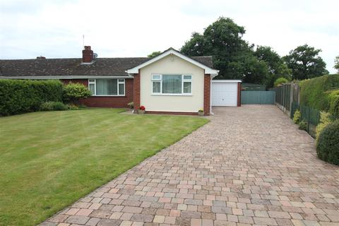 3 bedroom semi-detached bungalow for sale - Soulton Crescent, Wem, Shropshire
