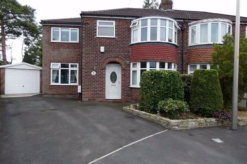 4 bedroom semi-detached house for sale - Rosslyn Road, Heald Green
