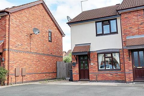 2 bedroom end of terrace house for sale - Turton Close, Turnberry, Bloxwich
