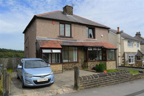 2 bedroom semi-detached house for sale - Quarmby Road, Quarmby, Huddersfield