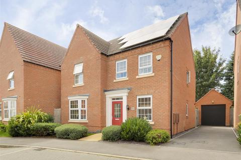 4 bedroom detached house for sale - Senator Close, Hucknall, Nottinghamshire, NG15 8GH