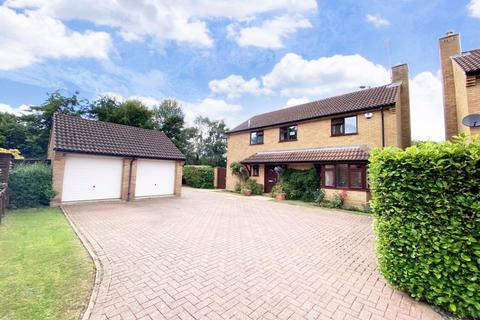 4 bedroom detached house for sale - Tansy Close, West Hunsbury, Northampton