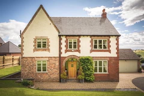 4 bedroom detached house for sale - The Alders, Cowers Lane, Nr Shottle Gate, Belper, Derbyshire