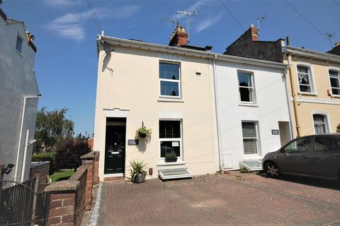3 bedroom end of terrace house for sale - Battledown Cottages, Harp Hill, GL52