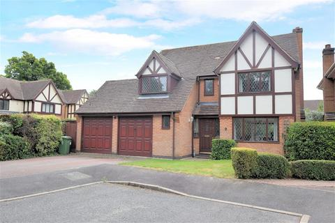 5 bedroom detached house for sale - Chartley Close, Dorridge, Solihull, B93 8SQ