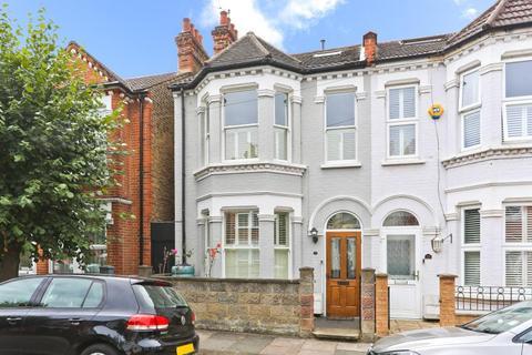 5 bedroom terraced house for sale - Warren Road, Wimbledon, London, SW19