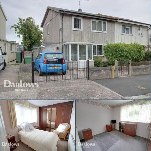 3 bedroom semi-detached house for sale - Manorbier Crescent, Cardiff