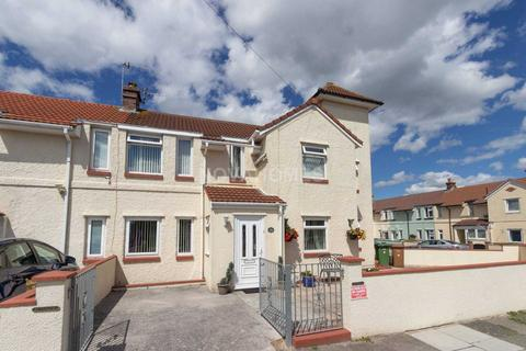 3 bedroom end of terrace house for sale - Mount Gould Road, Plymouth, PL4 7PZ