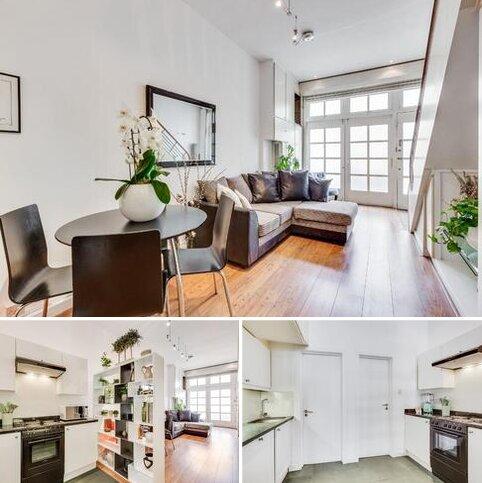 2 bedroom mews to rent - Pindock Mews, London, W9