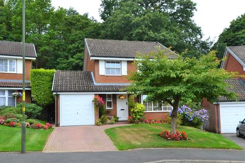 4 bedroom detached house for sale - Rowantrees, Rednal, Birmingham, West Midlands, B45