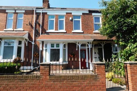 4 bedroom terraced house for sale - ORMONDE STREET, BARNES, SUNDERLAND SOUTH