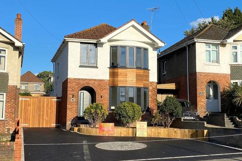 3 bedroom detached house for sale - Alder Road, Poole, BH12 2AE