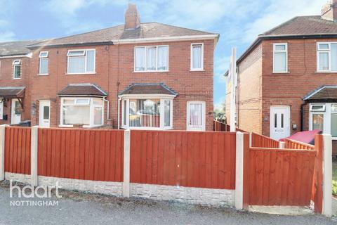 2 bedroom semi-detached house for sale - Trowell Grove, Nottingham