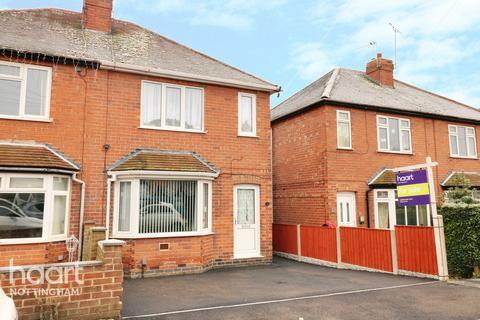 2 bedroom semi-detached house - Trowell Grove, Nottingham