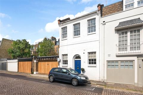 3 bedroom semi-detached house - Cresswell Place, South Kensington, London, SW10