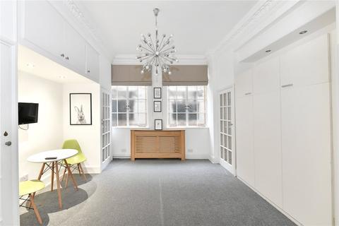 Studio to rent - Hallam Street, London
