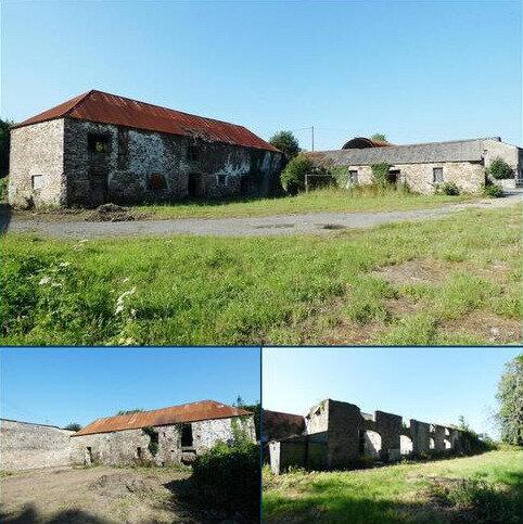 Plot for sale - Home Farm Barns, Boulston, Haverfordwest