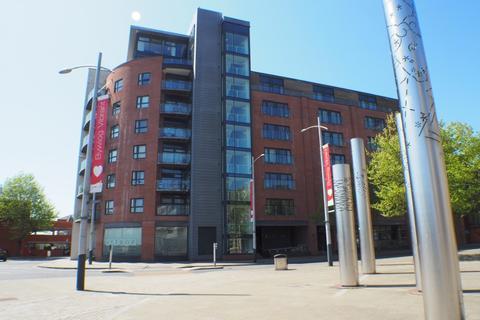 Studio to rent - 3 Princess Way, , Swansea, SA1 3LQ