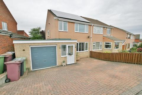 3 bedroom semi-detached house to rent - Shakespeare Crescent, Dronfield, S18 1NB