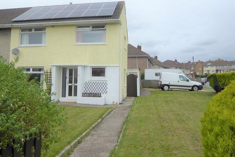 3 bedroom end of terrace house for sale - Elm Crescent, Bridgend, Bridgend County. CF31 4EA