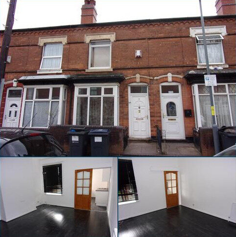 2 bedroom terraced house to rent - Woodall Road, Aston, Birmingham B6