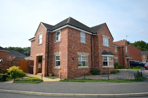 4 bedroom detached house for sale - Spindle Drive, Wingerworth, Chesterfield, S42 6BF