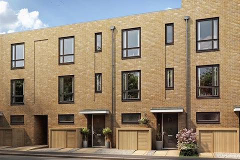 3 bedroom terraced house for sale - Plot 107, The Greyfriars at Stanford Meadows, Stanford Road SS17