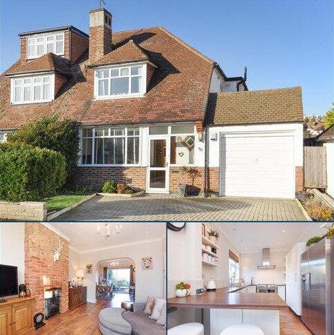 3 bedroom semi-detached house for sale - Addington Road, West Wickham