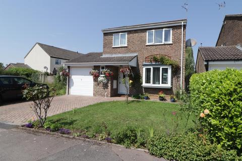 4 bedroom detached house for sale - Crowthers Avenue, Yate, Bristol, BS37 5SZ