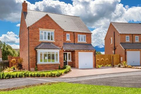 Shropshire Homes - Tibberton Fields III