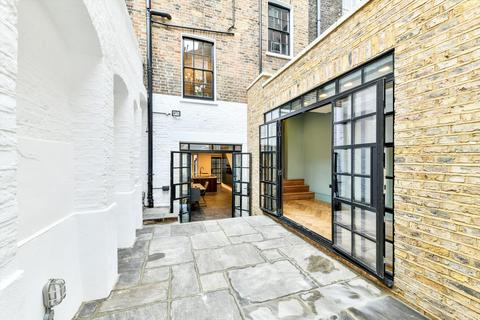 4 bedroom terraced house to rent - Upper Montagu Street, Marylebone, London, W1H