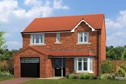 4 bedroom detached house for sale - The Birkwith at Regents Green, Regents Green, Birkin Lane, Grassmoor S42