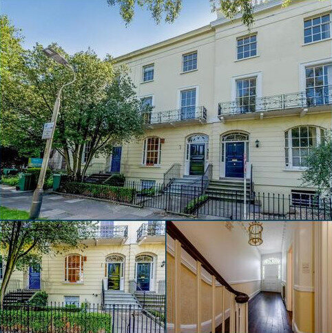 6 bedroom townhouse for sale - Clarence Square, Cheltenham, Gloucestershire, GL50