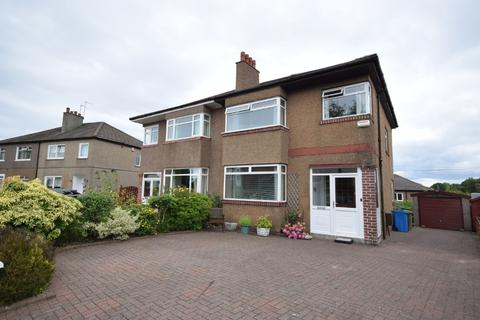 3 bedroom semi-detached villa for sale - Fereneze Avenue, Clarkston, Glasgow, G76 7RZ
