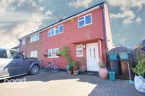 3 bedroom semi-detached house for sale - Ridgewell Way, Colchester