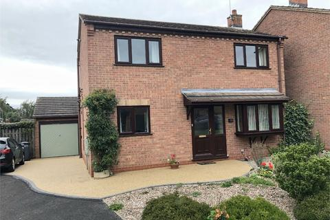 3 bedroom detached house for sale - Cromwell Close, Tutbury, Burton-on-Trent, Staffordshire