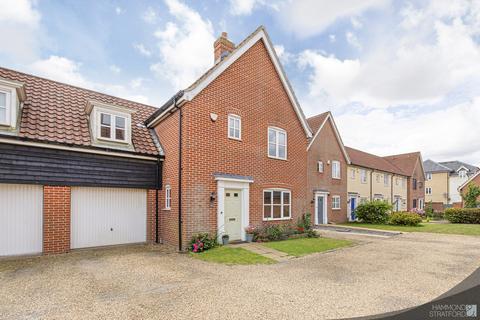 3 bedroom link detached house for sale - Wheatfield Road, Mulbarton