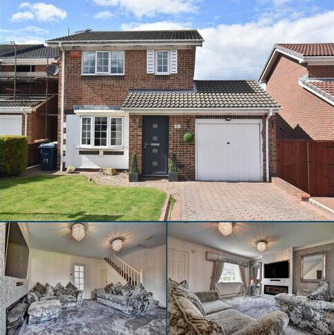 3 bedroom detached house for sale - Langford Drive, Boldon Colliery