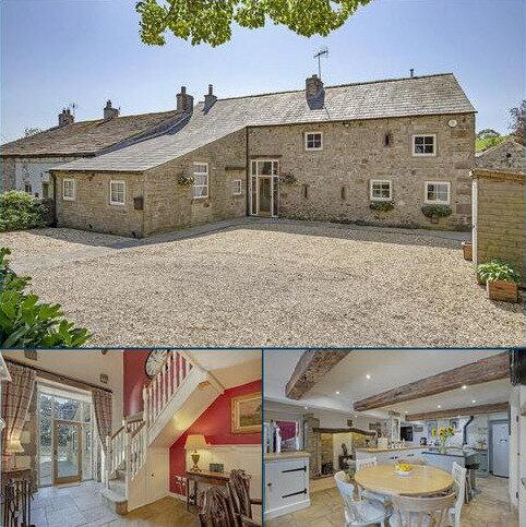 4 bedroom barn conversion for sale - Lowlands Farm Barn, Consiton Cold