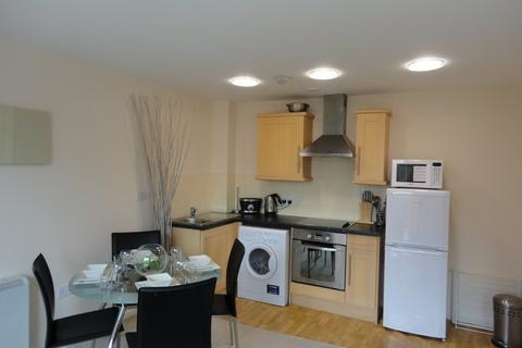 1 bedroom apartment to rent - Ahlux House, Millwright Street
