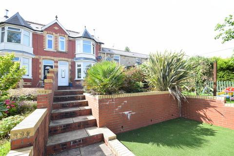 3 bedroom terraced house for sale - 24 Pen-Y-Fai Road, Aberkenfig, Bridgend, Bridgend County Borough, CF32 9AA